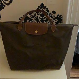 Olive Green Bag